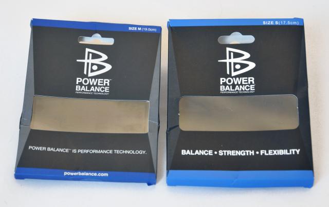 Originální vs. fake Power Balance produkty